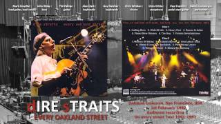 "Dire Straits ""Telegraph Road"" 1992-FEB-01 Oakland [AUDIO ONLY]"