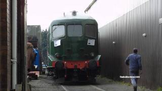 "(HD) 18000 Gas Turbine Locomotive ""Kerosene Castle"" 6th June 2010"