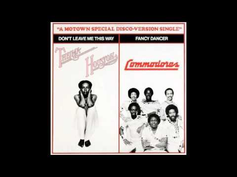 "Commodores ~ Fancy Dancer {12"" Version}"