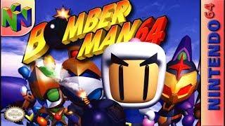 Longplay of Bomberman 64