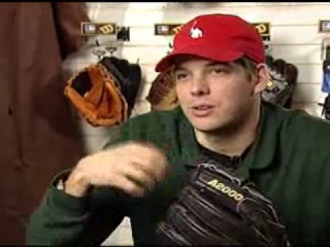 Rick Hill - Chicago Cubs & Wilson Baseball...playing in the MLB