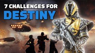 Destiny: 7 Challenges After the Bungie Activision Split