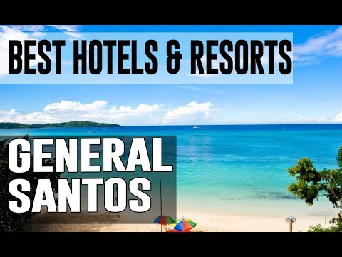 Best Hotels and Resorts in General Santos, Philippines