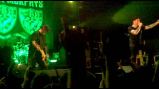 Dropkick murphys - barroom hero - estragon - 7/6/2012