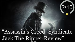 Jack The Ripper Review - Assassin