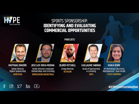 Sports Sponsorship: Identifying and Evaluating Commercial Opportunities