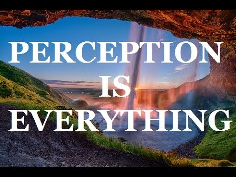 Shape Your Own Perception Of Reality (Cosmology & Inspiration)