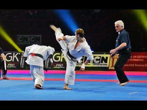 Karaté Kyokushin Championnat