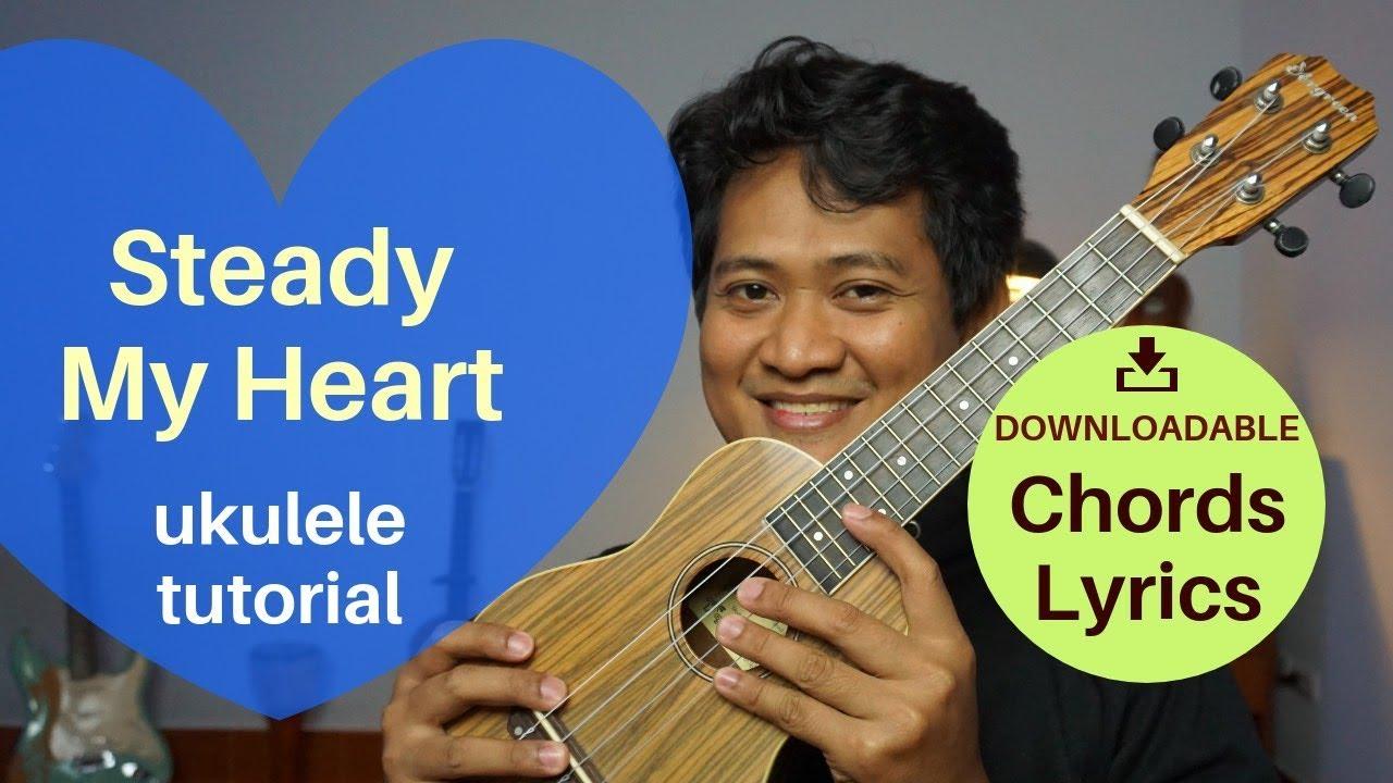 Steady My Heart   Kari Jobe // EASY ukulele tutorial