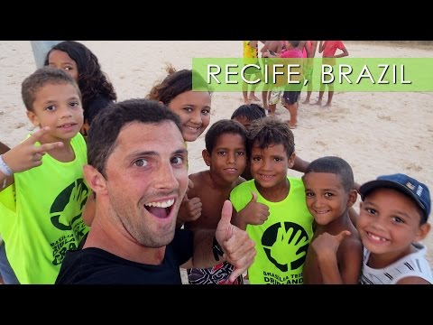 Recife Living & Porto de Galinhas - Travel Deeper Brazil (Ep