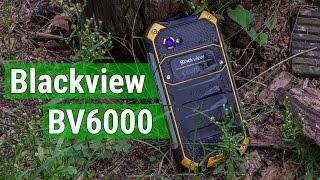 Blackview BV6000 - неубиваемый телефон с нормальной начинкой. Обзор Blackview BV6000 от FERUMM.COM