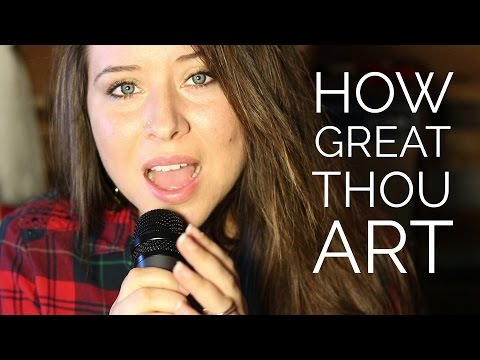 How Great Thou Art - Cuán Grande Es Él