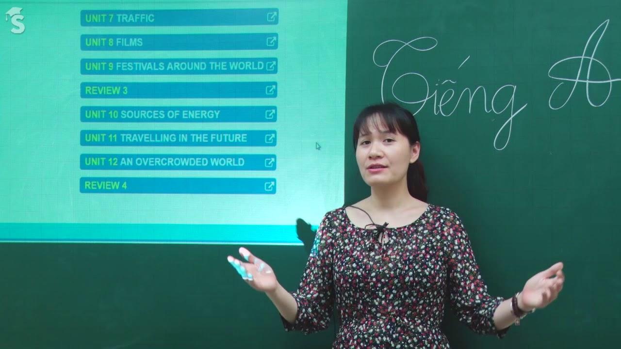 Giới thiệu chương trình tiếng Anh lớp 7 SGK mới – Cô Quang Thị Hoàn