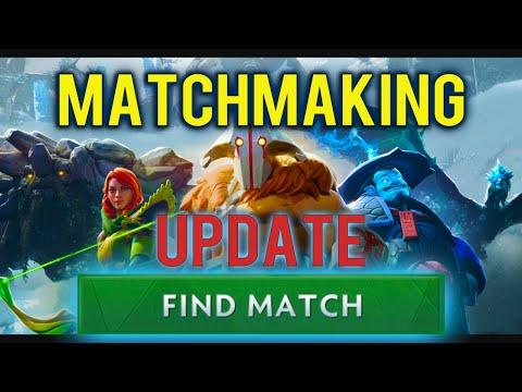 Dota 2 matchmaking di alto livello