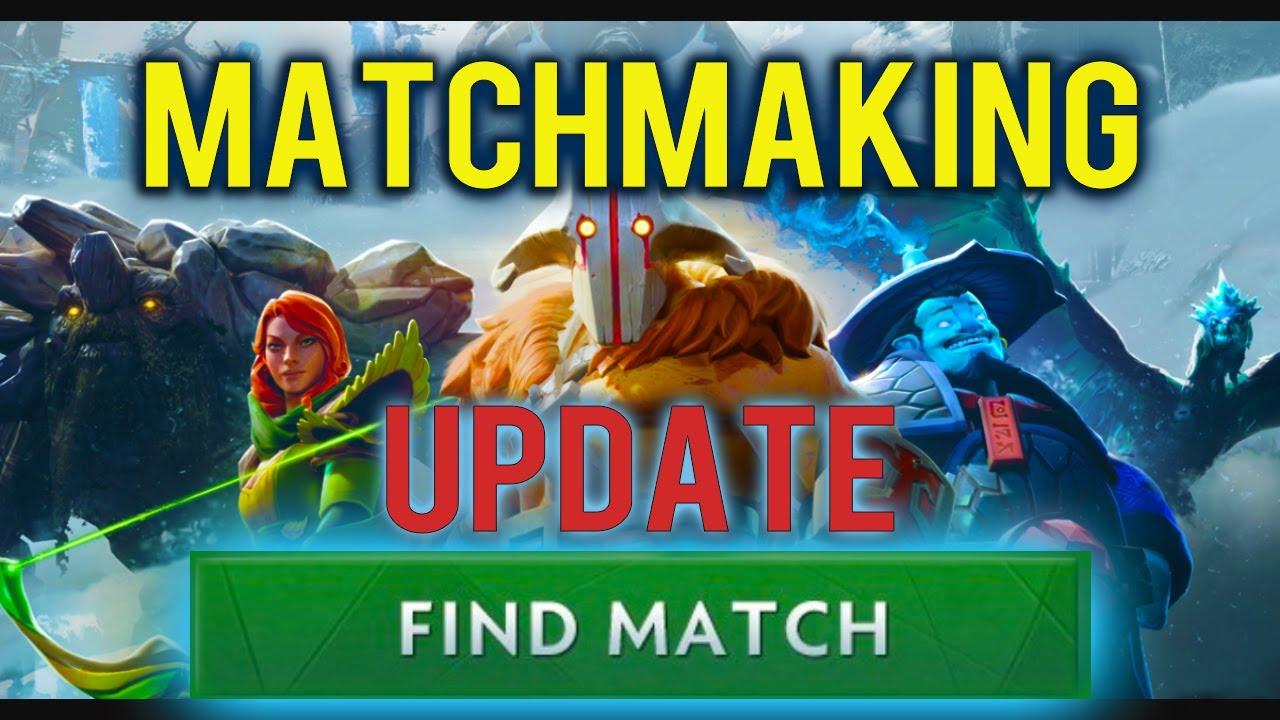 Dota 2 pub matchmaking