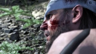 Metal Gear Solid 5 The Phantom Pain Official Trailer (GDC 2013)
