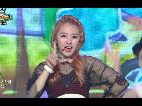 NC.A - I'm different, 앤씨아 - 난 좀 달라, Show Champion 20140528