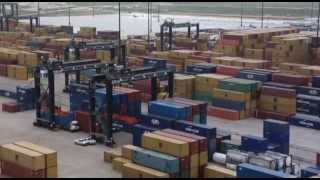 Pelican Island Container Terminal Conceptual Planning Study Video Introduction