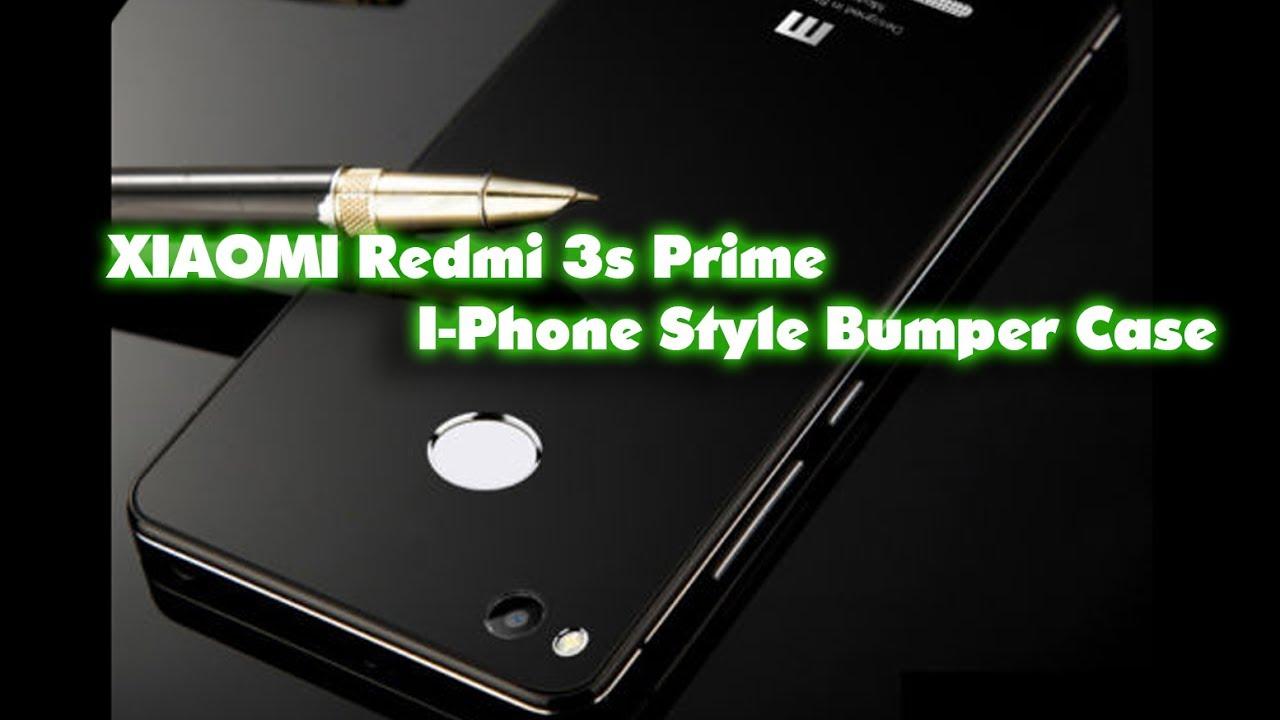 outlet store f44b3 07c70 Redmi 3s Prime Best Case - Apple iphone Version Bumper Case