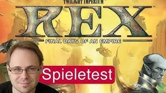 Rex - Final Days of an Empire (Spiel) / Anleitung & Rezension / SpieLama