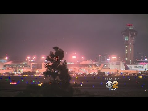 Airport Employee Causes Near-Miss on LAX Runway
