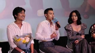 Kiều Minh Tuấn và Isaac kể bị cá tha mất quần khi tắm biển trong phim Anh trai yêu quái