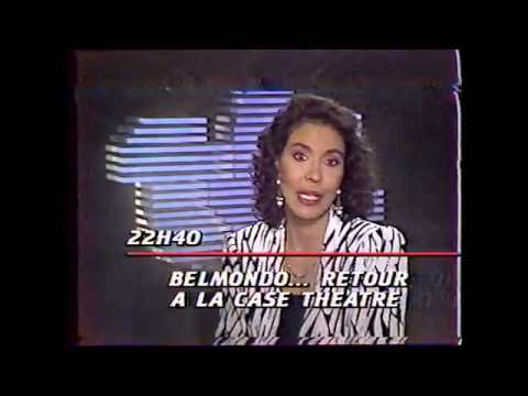 TF1 speakerine Nadia Samir  Extrait