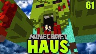 GEFRESSEN VOM GRÖßTEN MINECRAFT MONSTER!? ✿ Minecraft HAUS #61[Deutsch/HD]