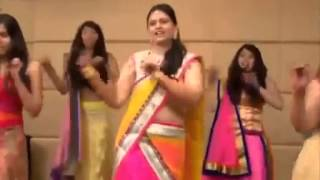 Desi Wedding Beauties Dance on   Raaadhaaaa   Full HD   Video Dailymotion