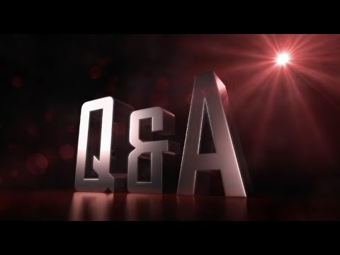 The Q&A Show - Derek Walker