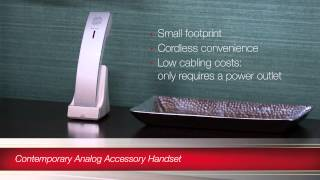 VTech® Hotel Phones: The Cordless Advantage
