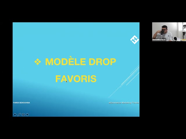 #Replay 4 Heures de Formation Live DropShipping  - Ecommerce Marketing France