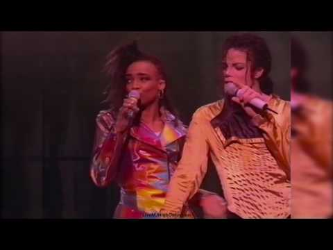 Michael Jackson - I Just Can't Stop Loving You - Live Bremen 1992 - HD