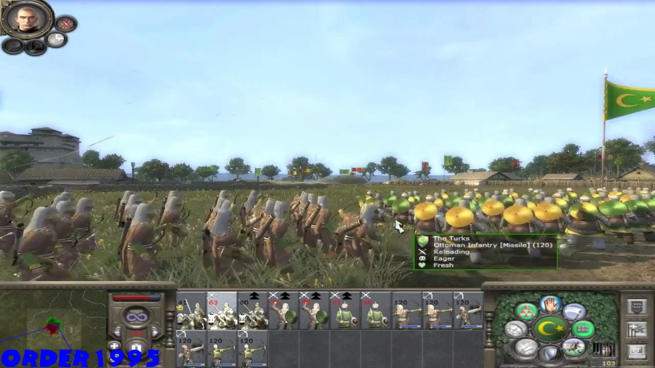 Medieval II: Total War Gameplay - (Highest Settings) (940MX) (PC HD) (2017)