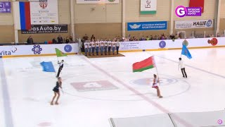 Центр фигурного катания Н Бестемьяновой и И Бобрина откроется в Витебске
