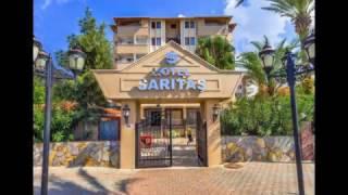 видео Отель Saritas Hotel 4* (Турция, Аланья): описание и отзывы