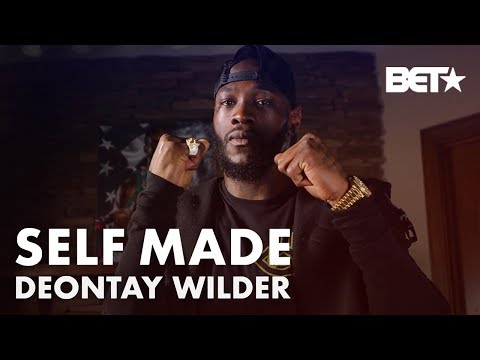 Deontay Wilder Interview - Promising to Talk With His Fists  | Self Made w/ Brett Berish Pt 2