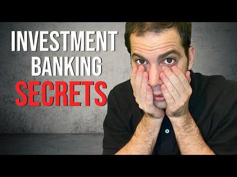 Investment Banking: Investment Banker Finance SECRETS [SHOCKING TRUTH]