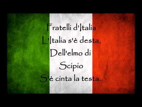 Himno de Italia + Letra (Testo)