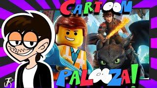 2014 çizgi film Palooza en İYİ Animasyon Filmleri