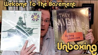 More They Might Be Giants | Unboxing | Welcome To The Basement