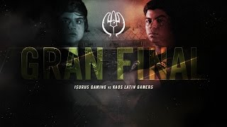 Copa Latinoamérica Sur Clausura - Gran Final - Isurus Gaming vs Kaos Latin Gamers