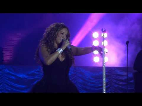 Mariah Carey Show Barretos Brazil 2010 - My All [HD]
