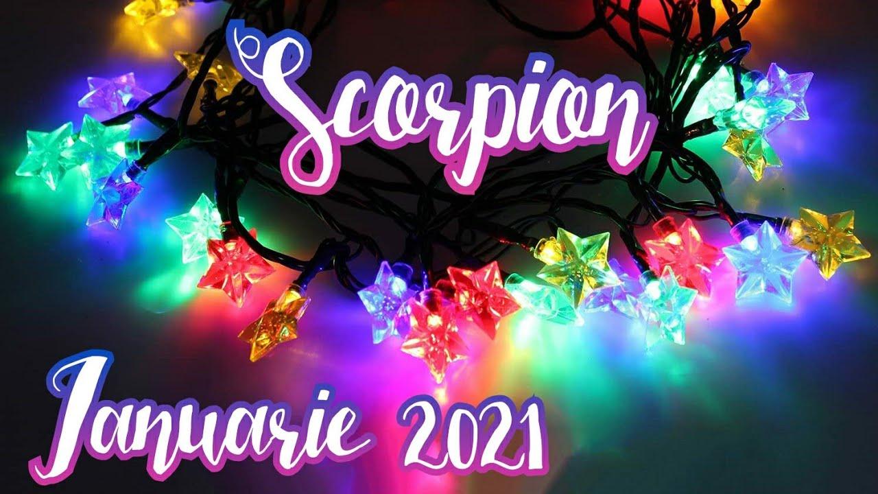 Scorpion ~ Alegeti sa luati atitudine si sa schimbati lucruri?! Tarot - Ianuarie 2021
