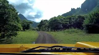 Kualoa Ranch -TV & Movie Locations (Oahu, Hawaii)