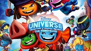 Disney Universe Gameplay [PC HD]
