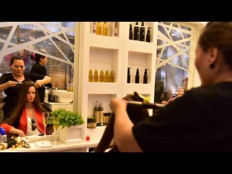 The White Room Spa - Dubai Marina Mall Launching