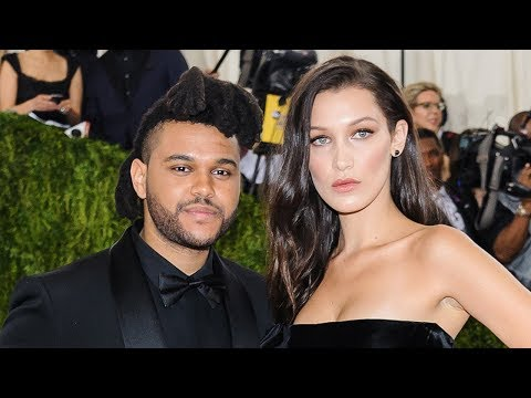 The Weeknd Seen SPRINTING Out Of Bella Hadid's Apartment