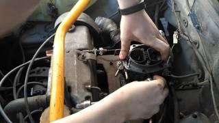 видео Карбюратор ВАЗ – особенности ручной регулировки