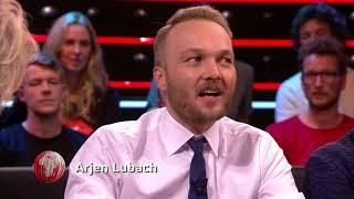Arjen Lubach wint De Gouden Televizier-Ring